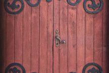 Stare drzwi