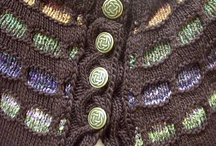 knitting / sweterki na drutach
