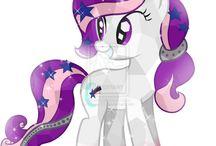 all crystal pony'ssss