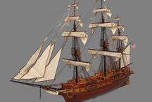 Collectie schepen
