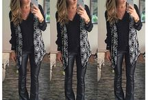 Leather Pants Outfit & Co