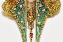 Art Decò Jewels - 1920's - 1930's