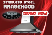 Phoenix Range Hoods / Phoenix Range Hoods offers best quality range hood available online. We offer a wide range of Range Hoods in different sizes and for different use