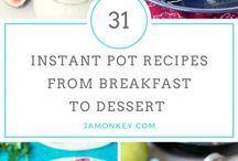 Instant Pot Pressure Cooker Recipes