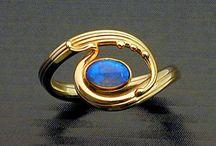 anelli opale