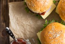 Burger Party / Ideen für eine Burger-Party