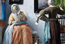 Vermeer / Art