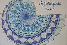 Mathematical Quilt ideas