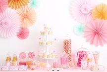 Party Ideas / by Michella Manolis