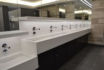 Qubicle Own Installations #corian #design #homeimprovements #designideas / Why not visit our website and see us www.qubicle.co.uk  #corian #design #homeimprovements #designideas