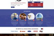 M.S. Bearer Heating & Cooling