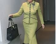 Мода-деловые костюмы