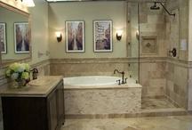 Maseter Bathroom / by Michelle Palmgren