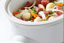 Recipes {Slow Cooker} / Recipes I'd like to try in the slow cooker