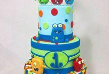 Broen's First Birthday! / by Karen Rasberry Morgan