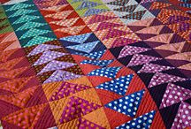 Quilt Patterns - Flying Geese / Flying Geese Quilts I want to remember