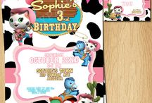 Birthday invitation / Birthday invitation