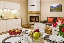 Apartament Wiosenny / Choć do wiosny zostało jeszcze sporo czasu, to już dzisiaj zapraszamy do Apartamentu Wiosennego. ☀ To komfortowe dwupokojowe mieszkanie, w którym gwarantujemy komfortowy wypoczynek w ciszy i spokoju. Zapraszamy! więcej na:http://www.smrekowapolana.pl/apartament/wiosenny