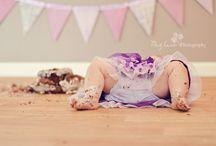 Smash the Cake Photos / by Jessica Doughan