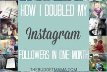 Instagram / Anything to do with Instagram