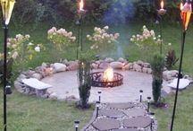 Patios and fire pits
