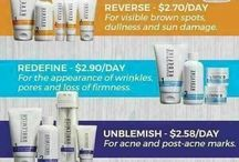 Skin Care / The right skin care can completely change how you feel about yourself. Reverse sun damage and aging, sooth and correct redness and tough skin issues, treat acne without harsh chemicals, and redefine fine lines and wrinkles. An animal cruelty free skin care line for men, women, and teens- Rodan and Fields