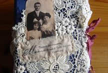 Textiles lace and sheers