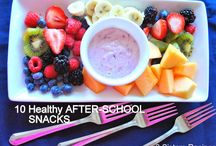 healthy snacks / Quick and Easy Healthy Snacks