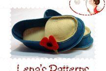 Šijeme topánky / Shoemaking