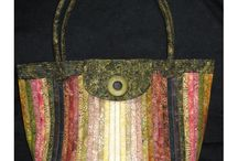 batik tote bags