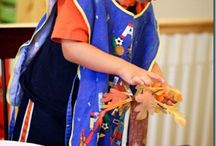 Preschool - Fall & Thanksgiving