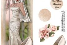 3D-Hochzeit