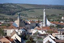 Moravian towns