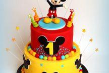Mickey mouse festa