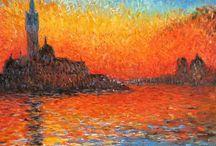 19secolo / Cezanne, Van Gogh / by Federico Graphic