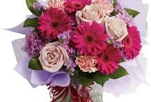 Mother's Day Flowers / Gorgeous bouquets suitable for Mother's Day.