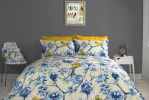 Floral Duvet Covers / Brighten up your bedroom with these lovely flower patterned duvet cover sets, flowers include Allium, Angelica, Astilbe, Aubrieta, Baneberry, Begonia, Calendula, Catmint, Columbine, Cosmos, Daffodil, Geranium, Hepatica, Lavender, Orchid, Roses and more floral print duvet covers.