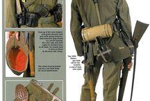 Vestuario carabinero 70s