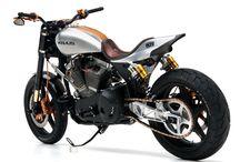 Motorbike colour schemes