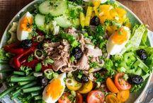 salade composés