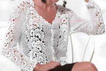 Crochet-Adult clothes