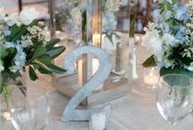Wedding Centerpieces / by Jamie Ann