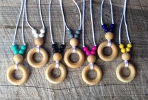 Nursery necklaces