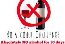 No Alcohol Challenge