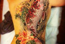Tattoos / by Amanda Skific