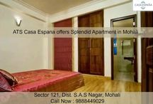 ATS Casa Espana buy splendid apartments in mohali / ATS Casa Espana offers spacious apartment in mohali, Chandigarh area where you can buy your dream home.Call Now : 9888449029