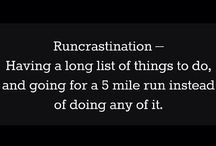 Running / Everything I love about sports