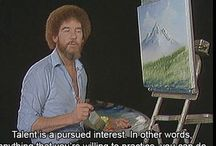 Bob Ross / The best