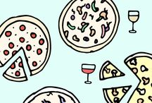 Food and Drink Pairings / You won't find just cheese and wine here...