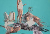 Jessica Rimondi - painting